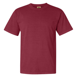 COMFORT COLORS GARMENT DYED T-SHIRT