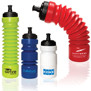 ACCORDION WATER BOTTLE