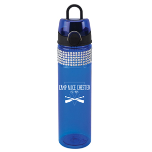 20OZ BLING WATER BOTTLE