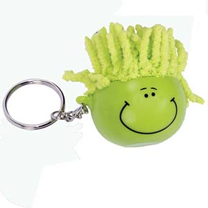 HAPPY CAMPER KEY CHAIN
