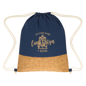 CORK BOTTOM DRAWSTRING