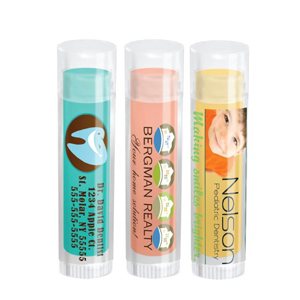 COLOR-BRIGHT ORGANIC LIP BALM