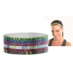 CUSTOM ELASTIC HEAD BANDS