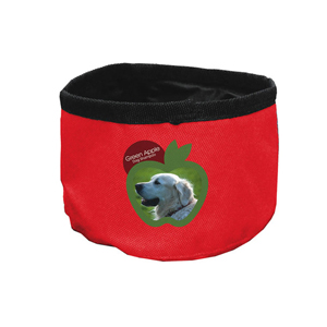 FOLDABLE NYLON PET BOWL