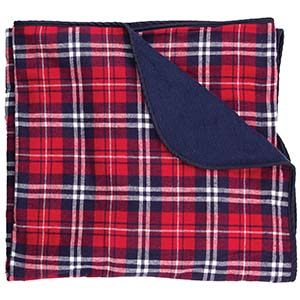 COZY UP FLANNEL BLANKET