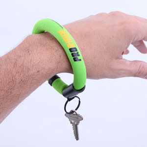 FLOATING WRIST KEY RING