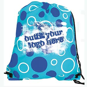 KALEIDA DRAWSTRING BACKPACK