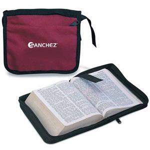 LARGE ZIPPERED BIBLE COVER