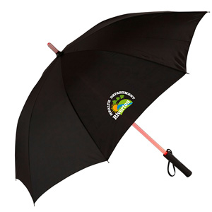 LED FLASHLIGHT UMBRELLA