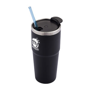 LIGHT-UP LOGO TUMBLER, 16 OZ