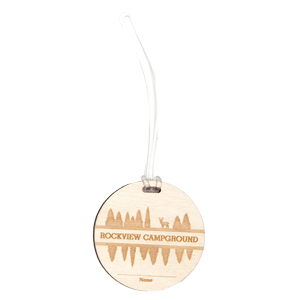 WOODEN BIRCH BAG TAGS, 8