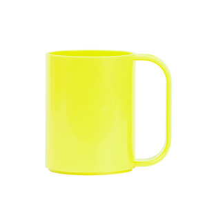 MIGHTY PLASTIC MUG, 11 OZ