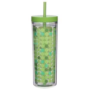 MOOD DOT TUMBLER, 16 OZ