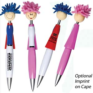 MOPTOPPER SUPERHERO PEN