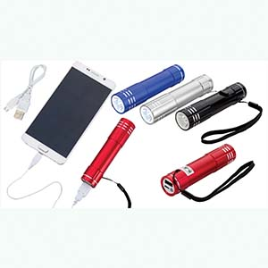 POWER BANK FLASHLIGHT