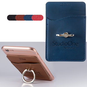 CELL PHONE RING WALLET