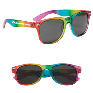 CRYSTAL RAINBOW SUNGLASSES