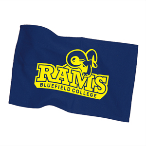 COLORED RALLY TOWEL