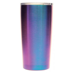 NEO-CHROME VACUUM TUMBLER, 20 OZ