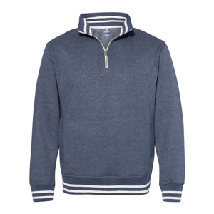 RELAY 1/4 ZIP SWEAT