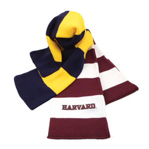 EMBROIDERED RUGBY SCARF