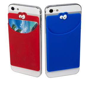 GOOFY GROUP™ SILICONE CELL PHONE WALLET