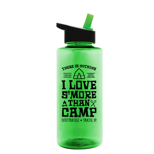 ADVENTURE BOTTLE, 36 OZ STRAW LID