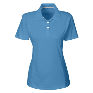 LADIES' PERFORMANCE JERSEY KNIT POLO