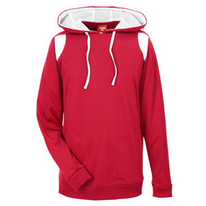 TEAM 365 MEN'S ELITE PERFORMANCE HOODIE