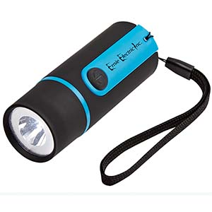 TWO-TONE FLASHLIGHT