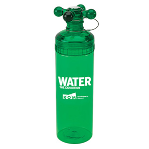 WATER WORKS RETRO BOTTLE, 24 OZ