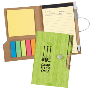 MINI WOODGRAIN NOTE KIT