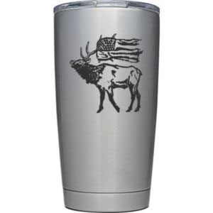 YETI RAMBLER 20 OZ TUMBLER WITH MAGNET SLIDER LID