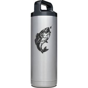 YETI RAMBLER 18 OZ YETI BOTTLE